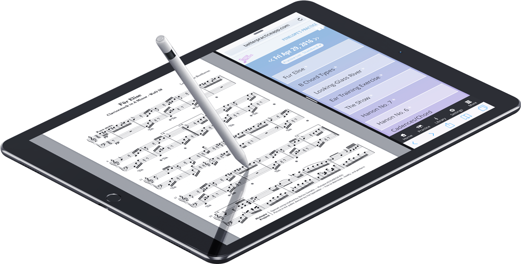 Music Practice App   Motivate your students to practice